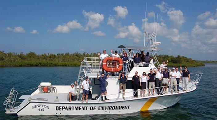 Dept of Environment-Cayman Islands
